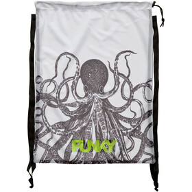 Funky Trunks Mesh Gear Bag octopussy
